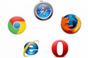 Современный браузер по умолчанию как выбрать