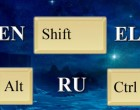 Как в компьютере перейти на английский язык и другие возможности языковой панели