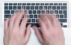 Как правильно печатать на компьютере?